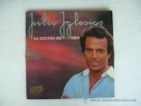 DOBLE LP JULIO IGLESIAS Palma, 07010