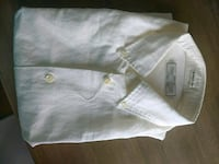 White cotton shirt strS Oslo