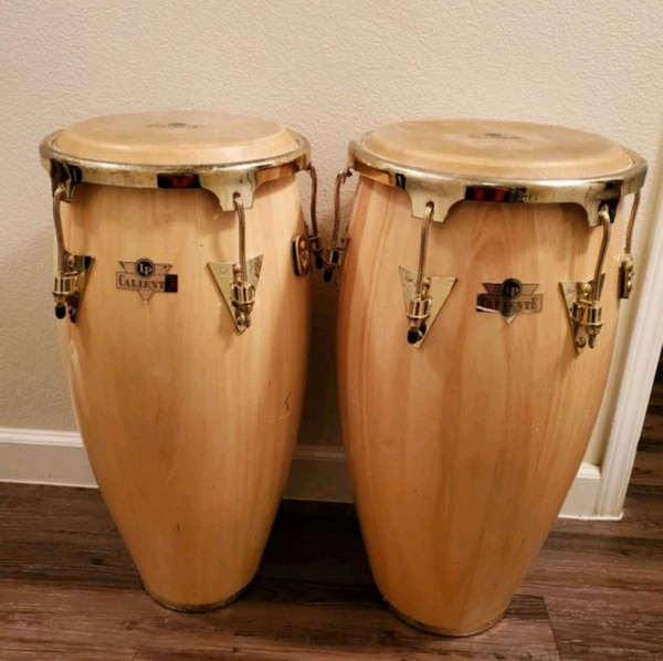 LP Caliente Series Conga Drums great condition! $200 OBO 0