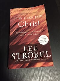 Brand new The Case for Christ Book New Westminster