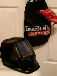 LINCOLN Welding Helmet (New) for sale. $275 OBO Edmonton, T6W
