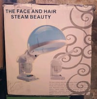 2 in 1 Professional Hair/Facial Steamer  Oshawa, L1G 3M5