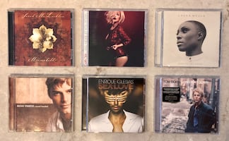 CDs for sale in new & great condition