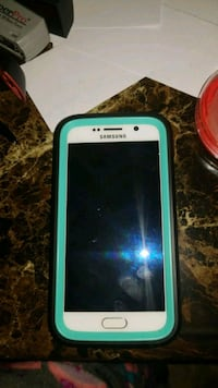 white Samsung Galaxy Android smartphone Inkster, 48141