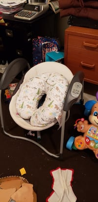Camping themed Boppy Pillow Baltimore, 21219