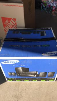 Home theater sound system w/ 6 disc DVD player  Westminster, 80020