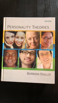 Personality Theories (8th edition)