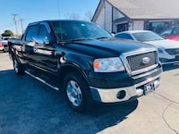 2008 FORD F150 SUPERCREW LARIAT Oklahoma City