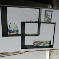 3 NEW - Floating Display Shelves  3722 km