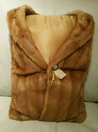 BEAUTIFUL REAL FUR COAT PILLOW Toronto, M6S 1N2