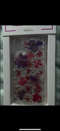 xr iPhone case (Karat Petals)