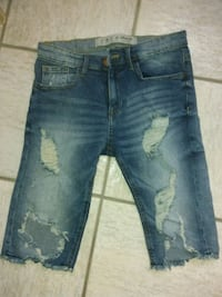 jean en denim lavé Manom, 57100