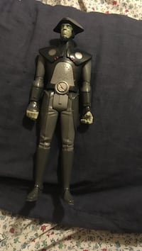 man in black and gray suit action figure Red Deer, T4P 2L6
