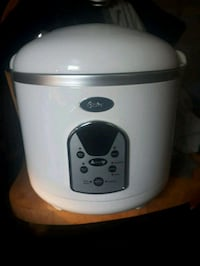 Oster multi use digital rice cooker