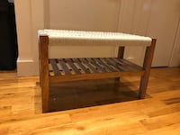 Shoe - chair bench