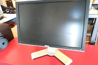 black Dell flat screen computer monitor Toronto, M5V 3W5