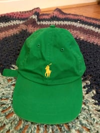 Green and Yellow Polo hat Silver Spring, 20910