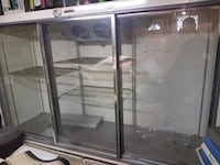 stainless steel framed glass display counter Baltimore, 21201
