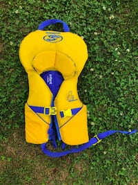 Stohlquist Infant PFD (>30lbs) Lorton