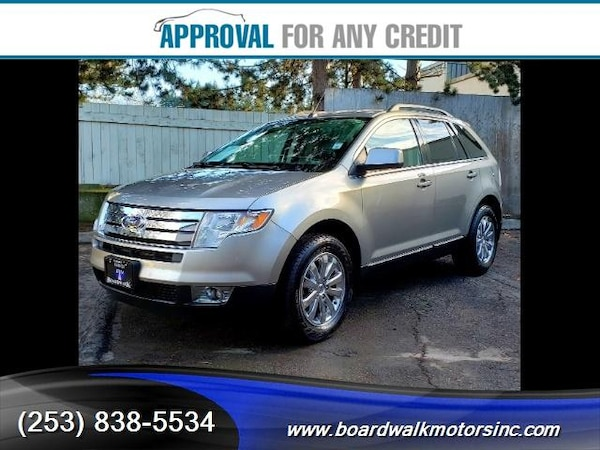 Used  Ford Edge For Sale In Jamaica