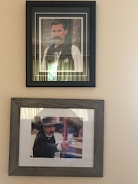 Autographed pictures of Sam Elliott and Kurt Russell from Tomstone Milwaukie, 97222