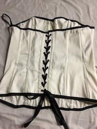 new Charlotte russe corset top L Fremont, 94536