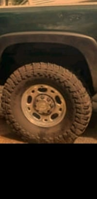 Toyo mud tires 315 75 R16 less than three thousand