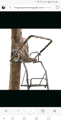 Guide gear deluxe 16' ladder stand Sauk Rapids, 56379