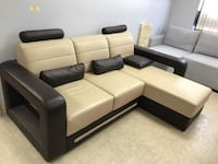 Condo Size Sectional Sofa Sale: $599 Mississauga, L5T 1L6