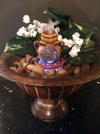 Lighted Water Fountain Indoor/Outdoor Bonney Lake, 98391