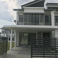 Johor Bharu Moust Austin New luxury Double Storey Cluster House ???