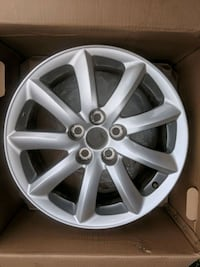 OEM Lexus LS 18x7-1/2. Used but in GREAT condition Lodi, 07644
