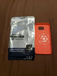 orange mobile phone case with pack Chula Vista, 91915