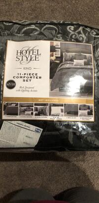 King Comforter Set Halethorpe, 21227