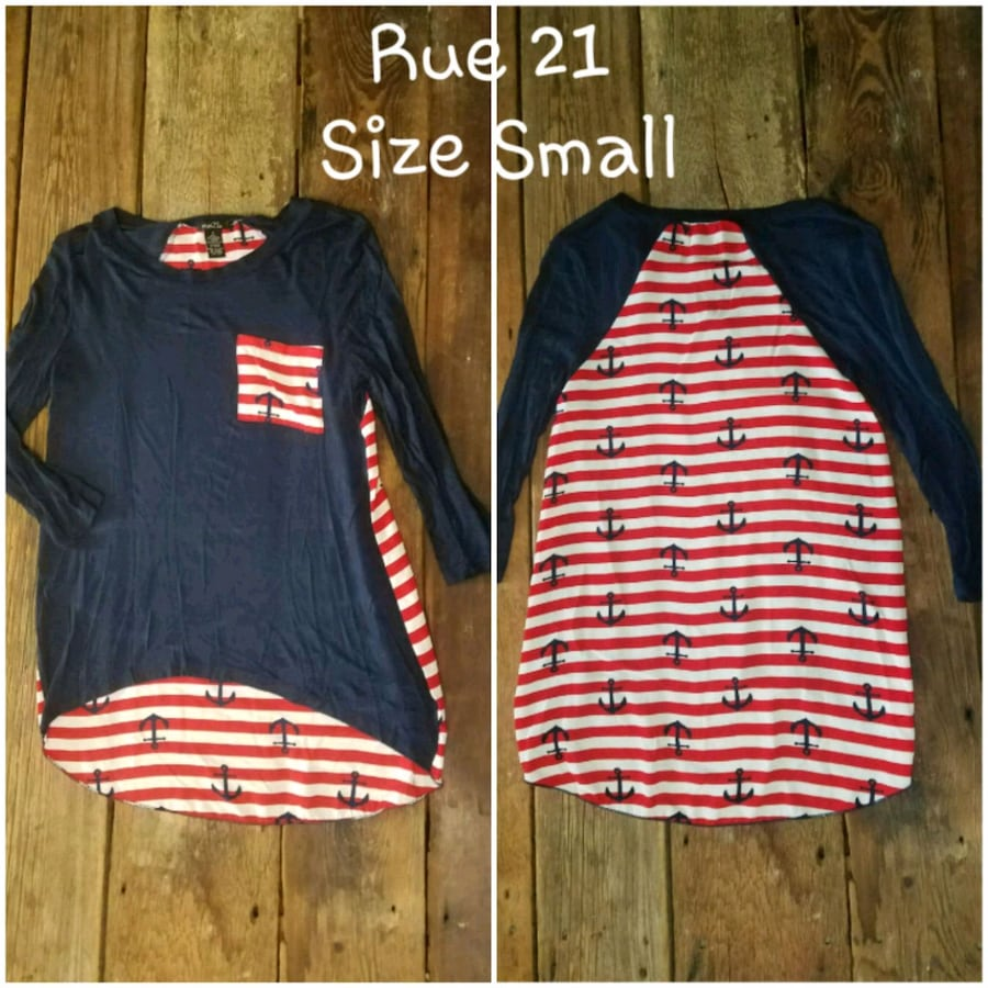 Womens small clothing