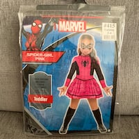 Spider girl costume for Toddlers Toronto, M1E 5K3