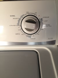 white Samsung front-load washer Concord, 28025