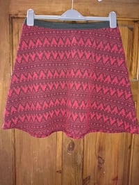 purple and pink knitted sweater 5766 km