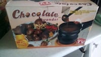 Fundue chocolate maker. ..Make a offer