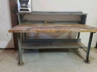 Heavy duty STEEL WORK BENCH *   Monee, 60449
