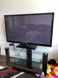 """51"""" Samsung Plasma TV with 3D glasses and a free TV stand Vaughan, L6A 4Y1"""