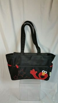 Sesame street elmo baby diaper travel bag St. Albert, T8N 2P7