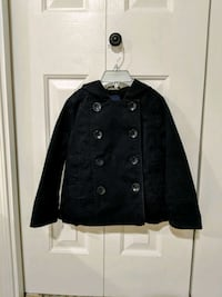 Childs hooded peacoat by GapKids Size XS (4-5)