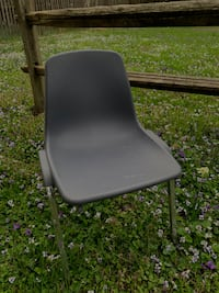 VERY STURDY Blue Steal Rod Chairs  ALEXANDRIA