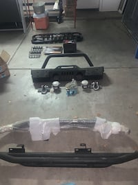 Jeep Wrangler (JK model) Parts Gilbert