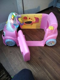 Fisher Price learning car.  North Charleston, 29405
