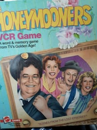 Honeymooners VCR game - Complete  Patchogue, 11772