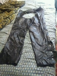 Leather chaps mens size xxl Coquitlam, V3K 2J1