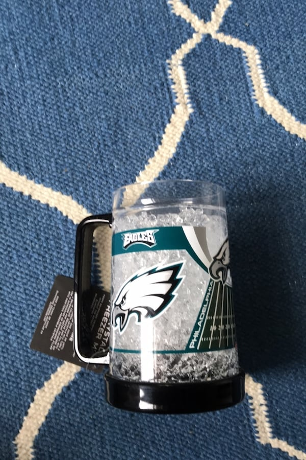 New Eagles freezer mug f93e7e54-da28-4345-87c9-d2cb20207916