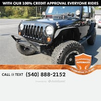 2013 Jeep Wrangler Unlimited Sport Stafford, 22554